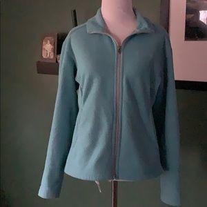Patagonia Synchilla full zip fleece jacket SMALL